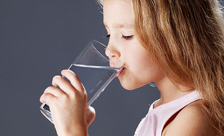 depurazione dell'acqua del rubinetto.